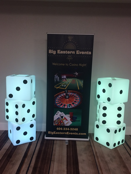 Casino Theme Party Services Casino Decorations And Props