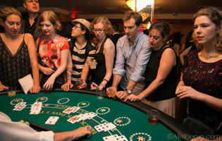 Casino Theme Party Pictures Big Eastern Events